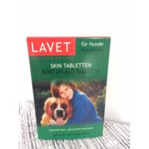 Lavet bőrápoló Tabletta