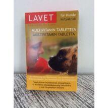 Lavet Multivitamin Tabletta