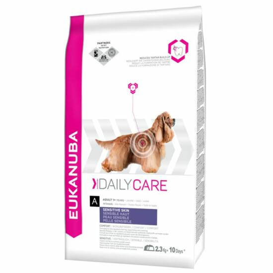 Eukanuba Sensitive Skin 12kg
