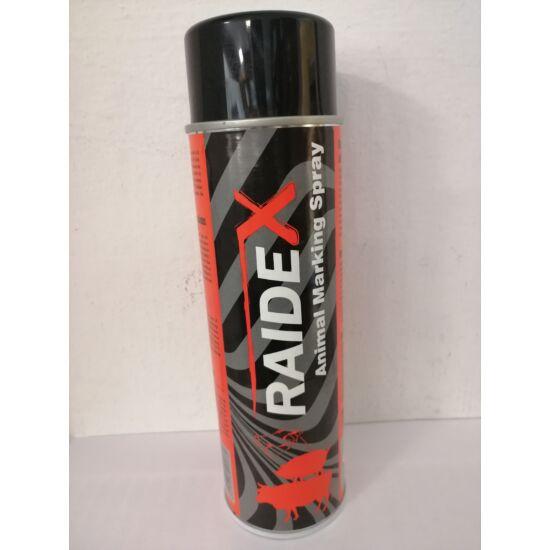 Állatjelölő spray Raidex 500ml piros