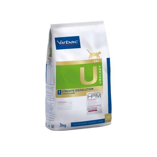 Virbac Diet Cat Urology Dissolution&Prevention 3 kg