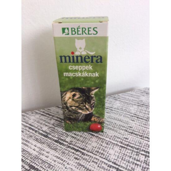 Béres Minera cseppek macskáknak