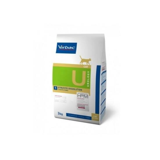 Virbac Diet Cat Urology Struvite Dissolution 3kg