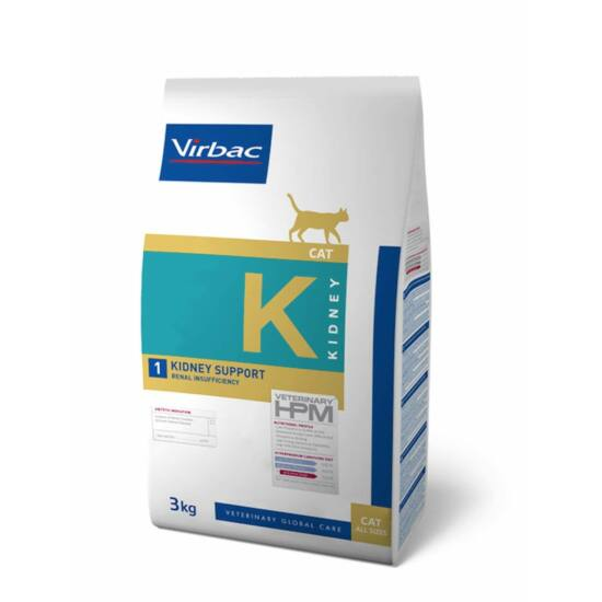Virbac Diet Cat Kidney Support  3kg